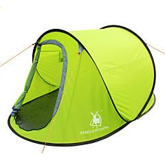 GAZELLE OUTDOORS 2 henkilöä Teltta Yksittäinen teltta Yksi huone Upota teltta Vedenkestävä Tuulenkestävä Ultraviolettisäteilyn kestävä