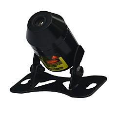 jiawen車のオートバイレーザー霧ランプアンチ衝突レーザー霧の光自動アンチ霧駐車停止ブレーキ信号インジケータDC 8-36V