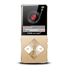 HiFiPlayer4GB 3.5mm Jack TF Card 128GBdigital music playerButton