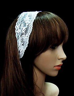 Women's Lace Headpiece-Special Occasion Casual Office & Career Outdoor Headbands