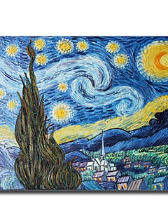 Hand-painted Van.Gogh Oil Painting  with Stretched Frame