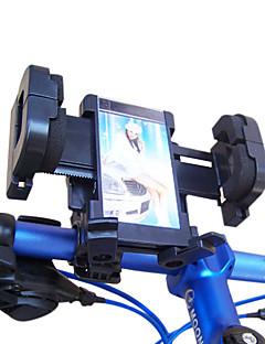 bike de telefone celular titular / gps base de apoio rotação de 360 graus