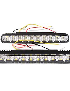 auto diurne la luce / luce nebbia (2 pezzi, 20 LED SMD)