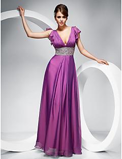 EMMY - kjole til kveld i Chiffon