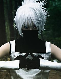naruto Kakashi Hatake forma Anbu costume cosplay