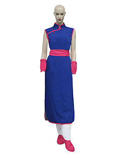 Dragon Ball Chi Chi Cosplay Kostuum