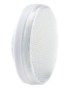 3W GX53 Spot LED 60 SMD 3528 250 lm Blanc Chaud Décorative AC 100-240 V