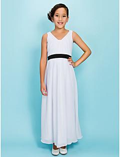 USCHI - kjole til i Chiffon