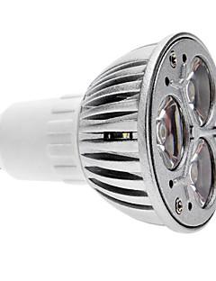 3W GU10 LED Spot Lampen MR16 3 COB 280 lm Warmes Weiß Dimmbar AC 220-240 V