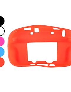 korkealaatuinen suojaava silikonikotelo Wii U ohjain (eri värejä)