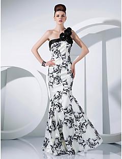 LEONIE - שמלת ערב מ- טפטה