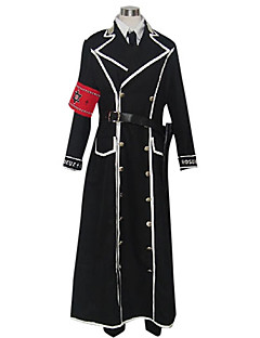 Inspiré par TrinityBlood Isaak Fernand Von Kampfer Manga Costumes de Cosplay Costumes Cosplay Mosaïque Manches LonguesManteau Chemise