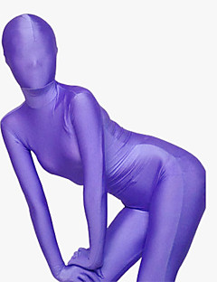 Royal Purple Spandex Lycra Zentai Suit