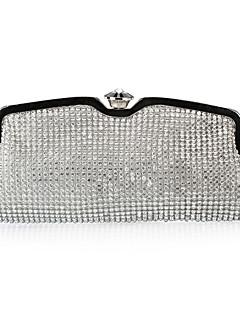 Sjarmerende Crystal Evening Handbag / Clutcher (Flere farger)