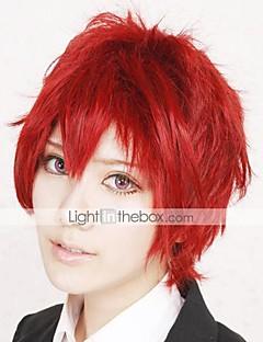 Sasori Red Cosplay Wig