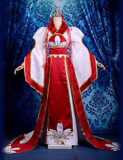 cosplay traje inspirado en Tsubasa: Reservoir Chronicle sakura lujo kimono