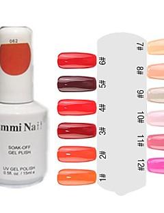 UV Gel Söt nagellack (15 ml, 1 flaska)