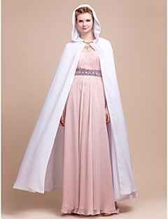 Wedding / Party/Evening Chiffon Ponchos Wedding  Wraps