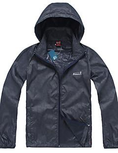 EAMKEVC unisexe ultraviolet veste résistant au vent imperméable et respirante