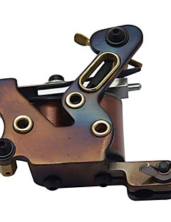 Cast Iron Wire-leikkaus Tatto Machine Gun Shader