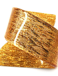 Set of 4 Modern Golden Design Zinc Alloy Napkin Ring
