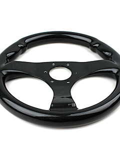 New Style High Quality Carbon Material Ring Racing Handlebar (Black)