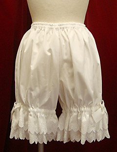 Pure Color Cotton Classic Lolita Bloomers