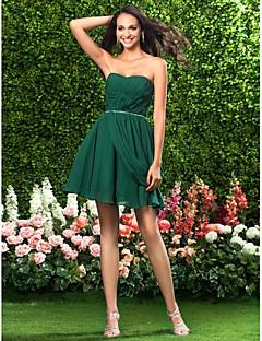 DALLAS - Kleid für Cocktailparty aus Chiffon
