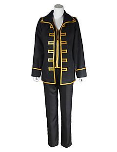Cosplay Costume Inspired by Gintama Isao Kondou Shinsen-gumi Uniform