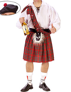 Scottish Barkeeper Men's Costume