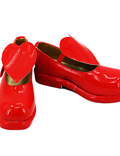 Cosplay Shoes Inspired by Cardcaptor Sakura Sakura Kinomoto