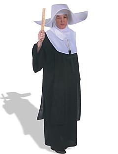 Mother Superior Nun Black Women's Costume