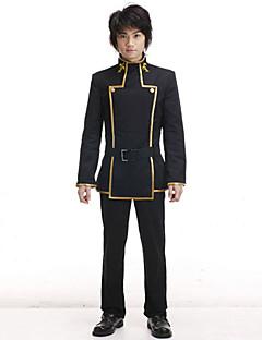 Cosplay Costume Inspired by Code Geass Ashford Academy Lelouch Lamperouge School Boy's Uniform