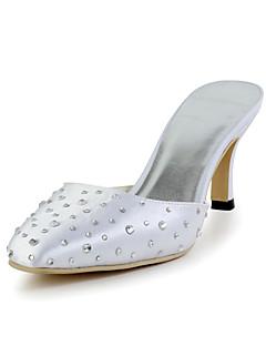 Wedding Shoes - Sandálias - Saltos - Azul / Vermelho / Marfim / Branco - Feminino - Casamento