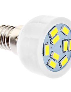 daiwl e14 3w 9xsmd5630 240-270lm 5500-6500k lumière blanche naturelle conduit ampoule spot (220-240V)