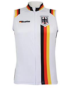 Kooplus Gilet de Cyclisme Sans Manches Homme Femme Unisexe Sans Manches Vélo Gilet/Sans Manche Maillot Hauts/Tops Séchage rapide Zip