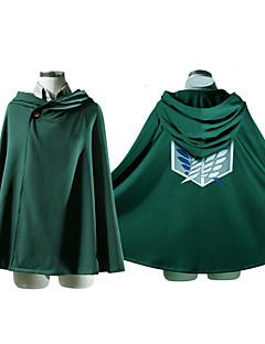 """L'attacco dei Giganti Eren jager ricognizione corp """"ali della libertà"""" cosplay del capo"""