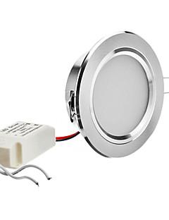 Plafonniers Blanc Chaud 4 W 24 SMD 2835 200 LM 2700K K AC 100-240 V