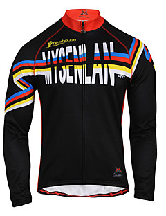 MYSENLAN2013 Men's Fall and Winter Style RIBBON Cycling Jacket with Double Composite Fleece