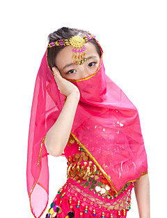 Dance Accessories Stage Props Women's / Children's Training Chiffon Red / Yellow / As Picture Belly Dance / PerformanceSpring, Fall,