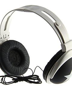 Estéreo de moda en la oreja los auriculares para el S3, S4, iPhone, iPod (Negro)