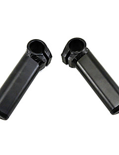 Ciclismo 1 par Bicicleta Bar End montanha MTB Handle