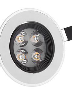 4W 3000KウォームホワイトライトLEDシーリング電球(85V-265V)