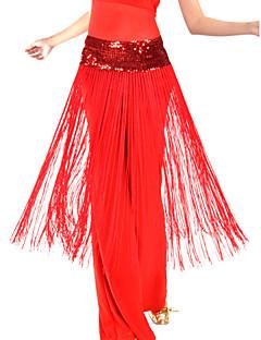 Ρούχα Belly Dance Polyester Belt για τις κυρίες (Περισσότερα χρώματα)