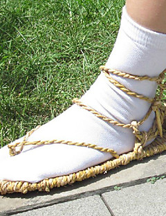 Bleach Straw Sandals Cosplay Shoes