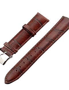 Heren Dames Horlogebandjes Leer Horlogeaccessoires
