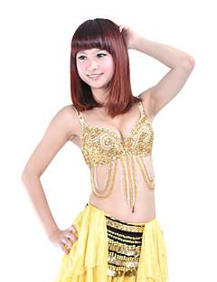 Dancewear polyester Belly Dance Top til damer (flere farver)