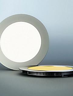Painel de LED, 60 Luz, Moderno Fundição ultrafinos Rodada de alumínio PC