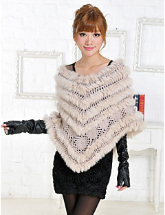 Rabbit Fur Party / Casual shawl (meer kleuren)