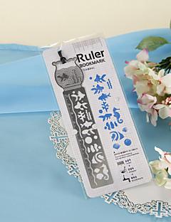Fishbowl Ontwerp Ruler / Bookmark